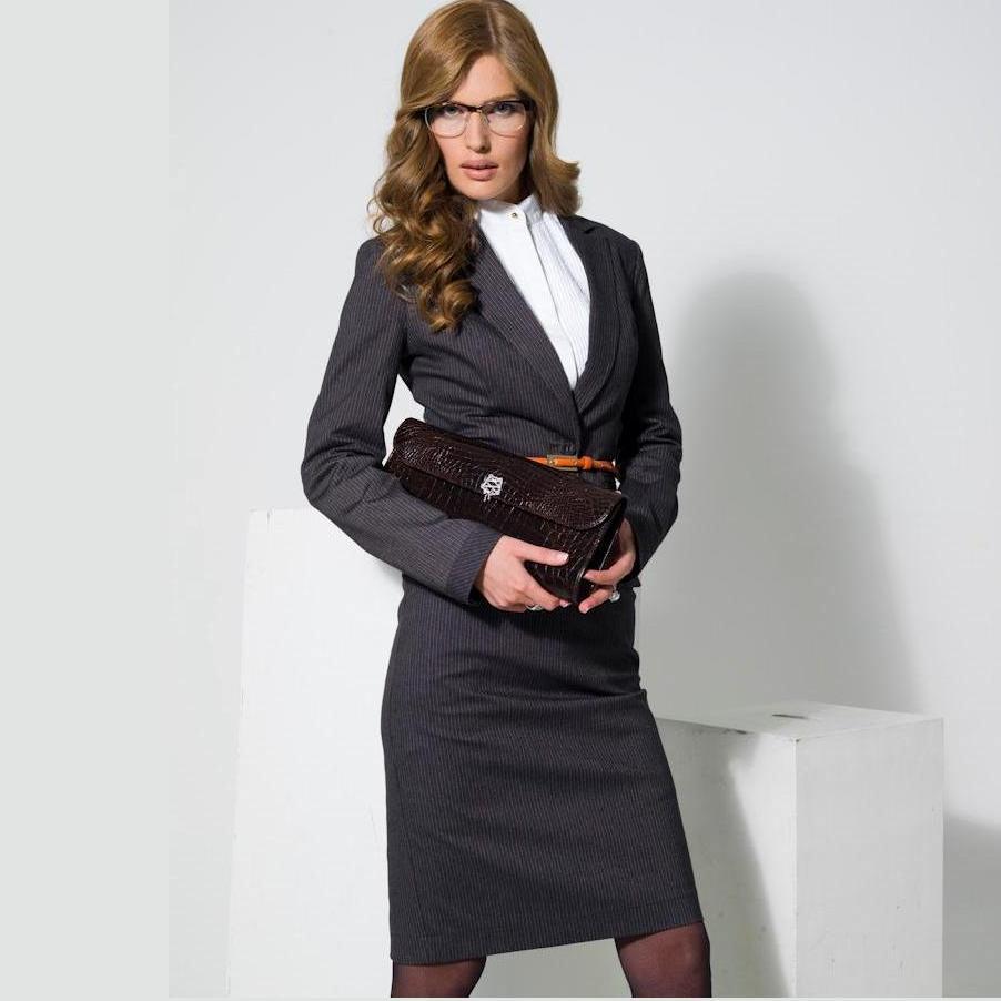офисная деловая одежда для женщин